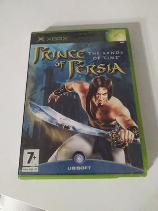 Prince of Persia (the sands of time)