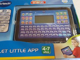 Tablet little app 4-7 años