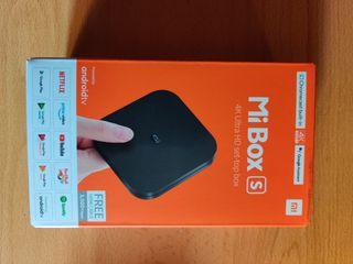 tv box mi box xiaomi(nuevo)