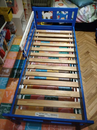 Cama Ikea niño + Colchón látex