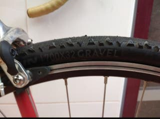 bicicleta para gravel