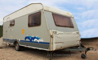Caravana en alquiler Sun Roller