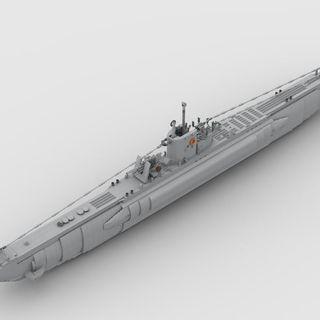 Lego Submarino