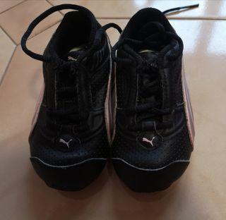 Zapatillas deportivas bebé marca puma