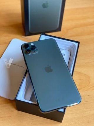 iPhone 11 Pro Max 256 Gb. Factura y Garantía