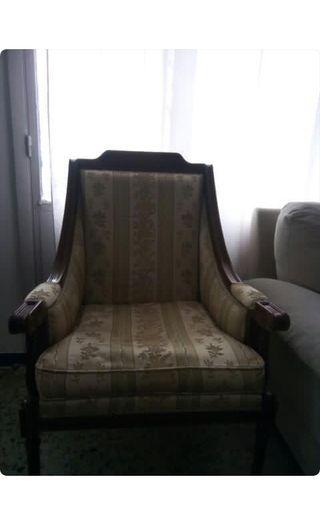 sillón antiguo