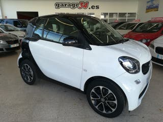 smart fortwo Coupe 52 mhd Passion