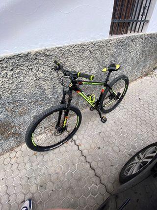 Bicicleta megamo 29