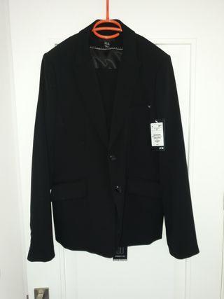 Traje mujer H&M chaqueta + pantalón