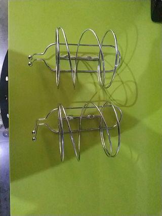 Soporte para secador y plancha