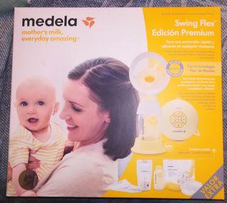 Sacaleches Medela Swing Flex Premium