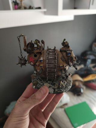 Warhammer,forgeworld,orko,orkos,goblins