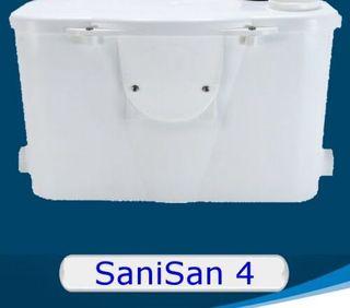 BOMBA DE DRENAJE COMPACTA SANISAN 4