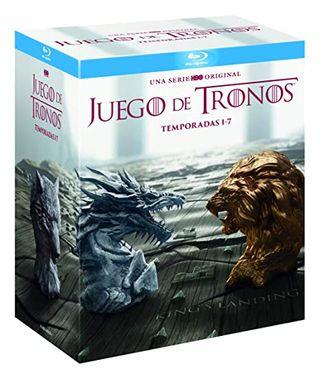 Juego de tronos temporadas 1-7 - blu-ray seminuevo