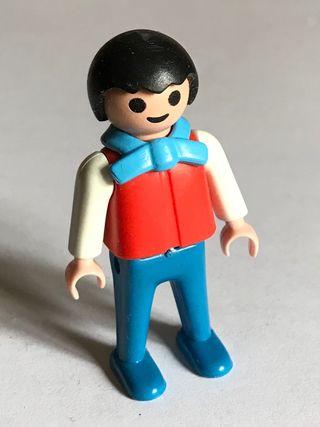 Playmobil niños habitación de los niños