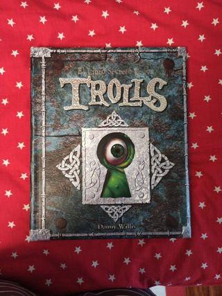 el libro secreto de los trolls