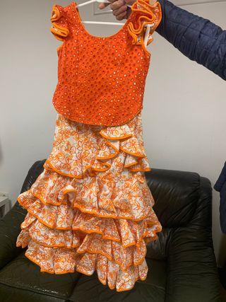 Vestido rociera
