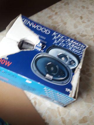 Altavoces Kenwood 300w