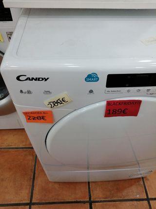 secadora de 8 kilos