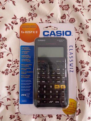Calculadora fx-82SP X II