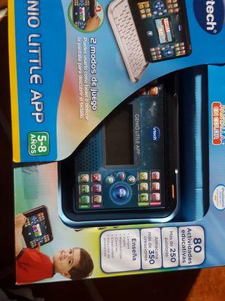 tablet Vtech genio little app 5-8 años