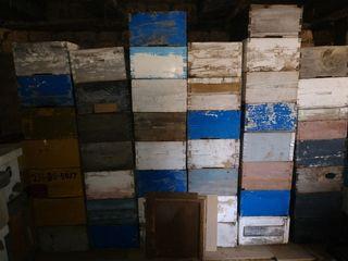 cajas de colmenas