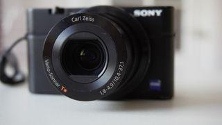 Cámara de fotos Sony DSC RX100