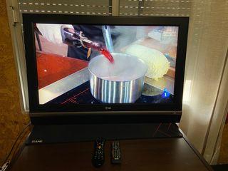 "Tv 38"" LG televisor"