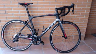 Bicicleta Giant TCR Advanced