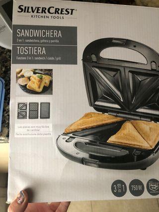 Sandwichera 3-1