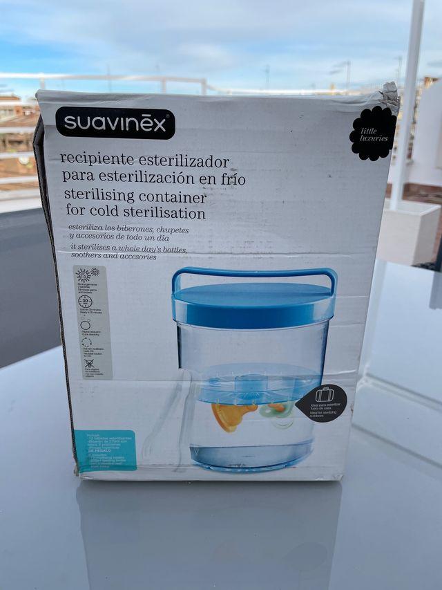 Esterilizador Suavinex