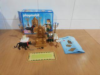 Playmobil 4256 trono Real palacio