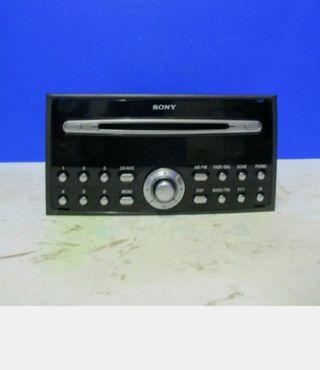RADIO FORD SONY 6CD