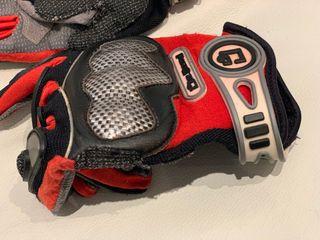 Guantes de moto, racing, trail