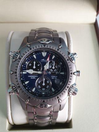 Reloj Lotus Titanium M 3510