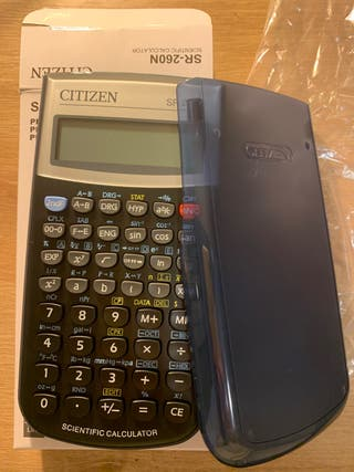 Calculadora NUEVA SIN ESTRENAR