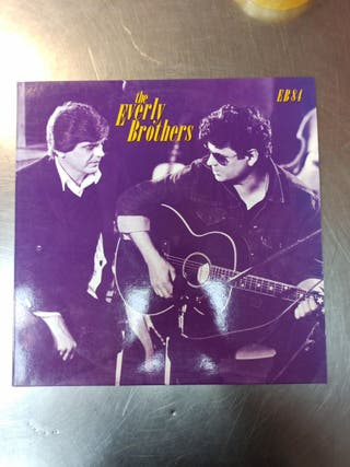 The Everly Brothers, EB84, Vinilo