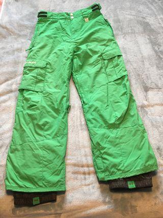 Pantalones esquí Billabong