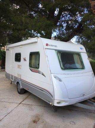 Caravana Sterckeman Starlett 470 PE