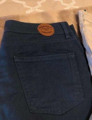 Pantalones silbon