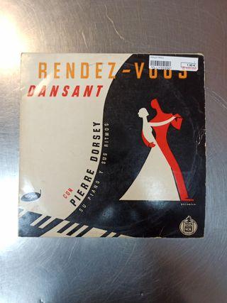 Pierre Dorsay, Rendezvous Dansant, Vinilo