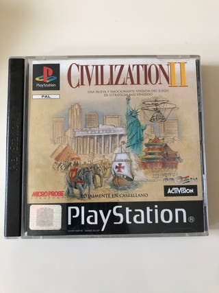Civilization II Ps1