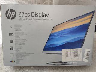 Dos pantallas ordenador