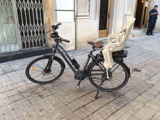 bici electrica paseo decathlon elops 940e