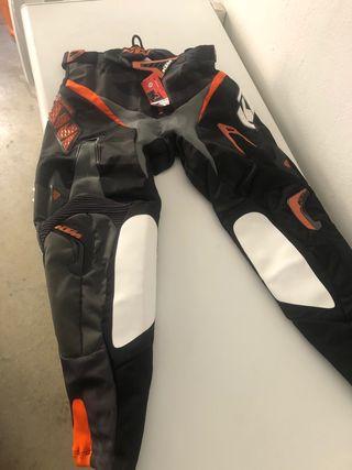 Pantalón enduro, cross KTM talla 36