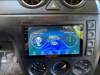 navegador radio pantalla manos libres
