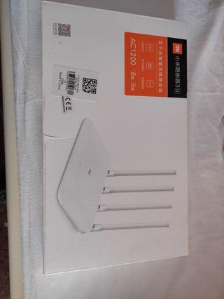 Xiaomi router 3 - amplificador wifi