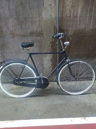bici de paseo clasica