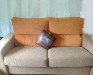 sofá cama desplegable