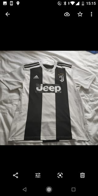 Camiseta Juventus de Turín CF talla L